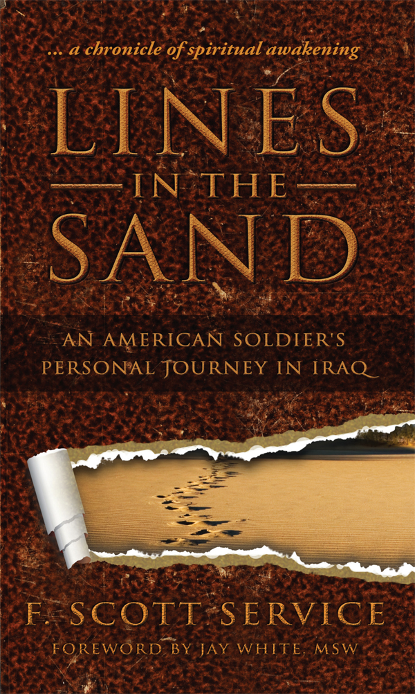 Lines in the Sand by F. Scott Service