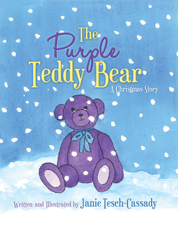 The Purple Teddy Bear: A Christmas Story
