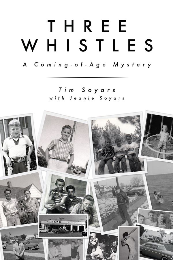 Three Whistles by Tim Soyars