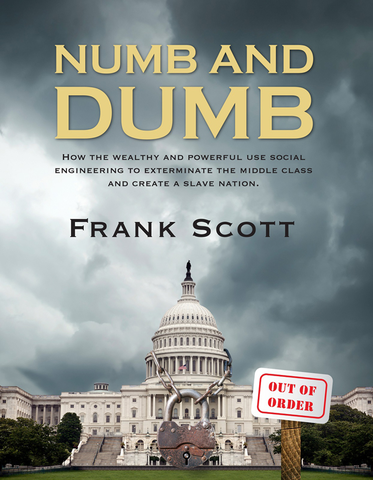 Numb and Dumb Book Cover