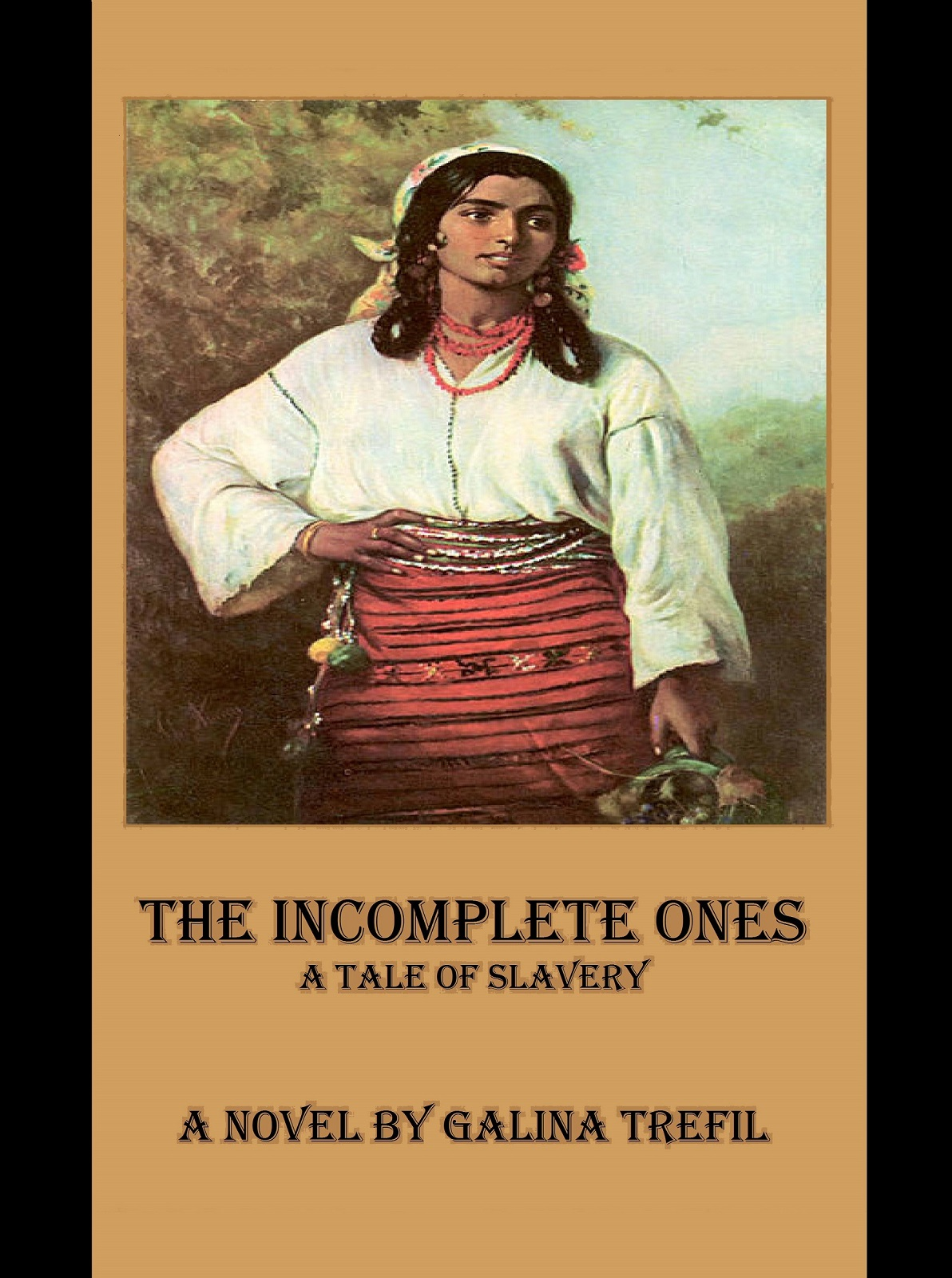 The Incomplete Ones Book Cover