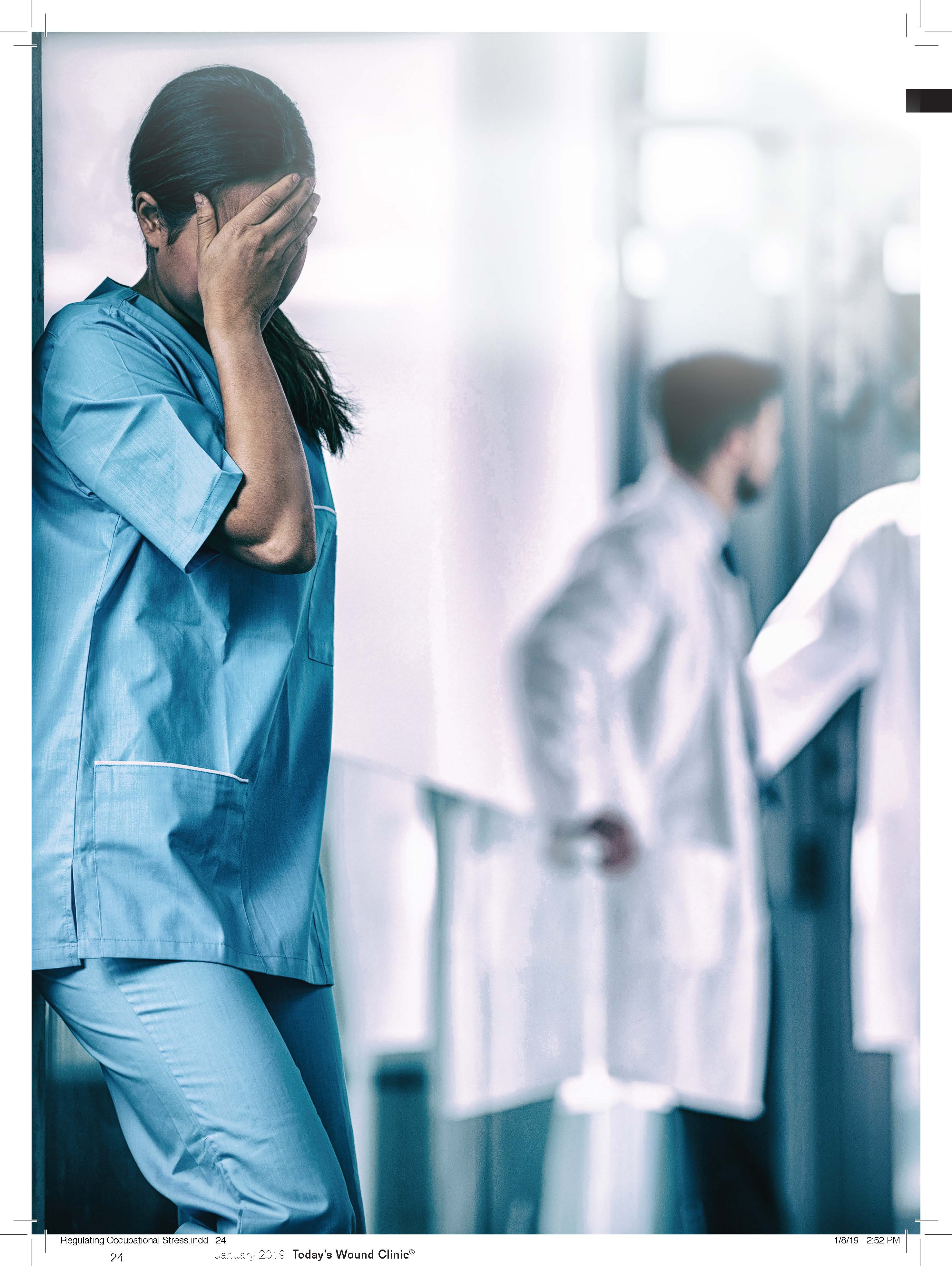 Regulating Exposure to Occupational Stress: A Guide for Hospitals