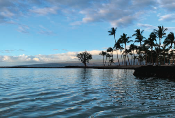 Kohala Coast in Hawaii for Winter Clinical