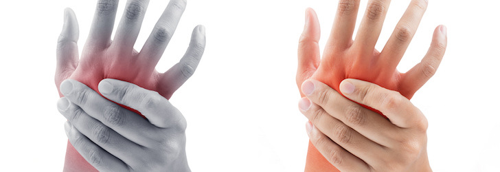 joint pain in wrists