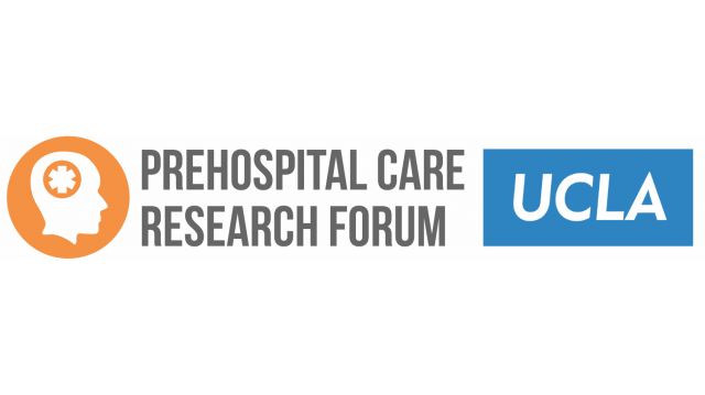 Prehospital Care Research Forum