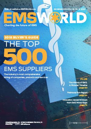 2018 EMS World Buyer's Guide