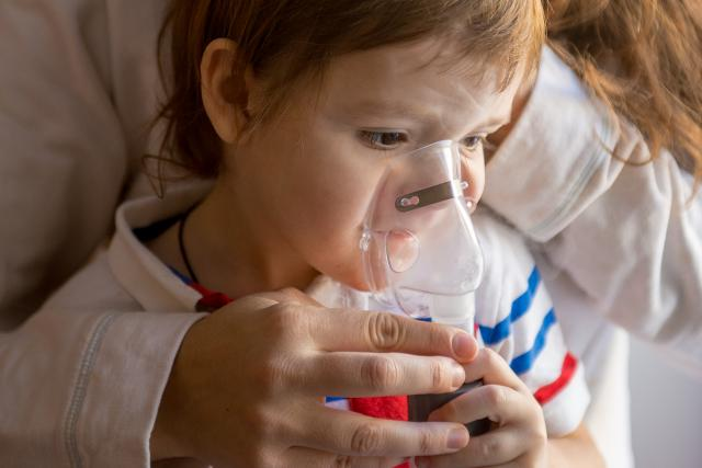 pediatric respiratory distress