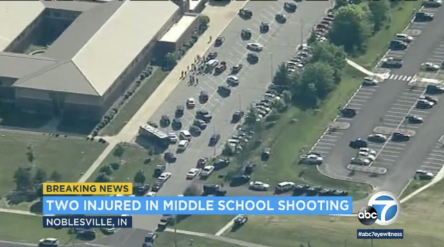 Indiana school shooting