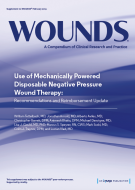 Use of Mechanically Powered Disposable Negative Pressure Wound Therapy: Recommendations and Reimbursement Update