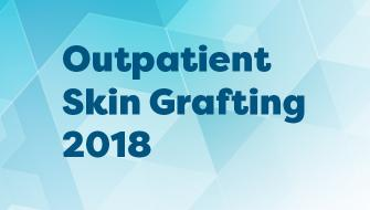 Outpatient Skin Grafting Image