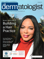 The Dermatologist October 2019 Cover