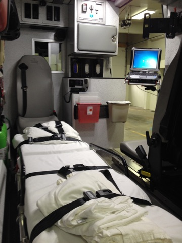 New Ambulance Design Aims To Improve Safety Efficiency