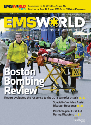 EMS Profiles: Boston EMS