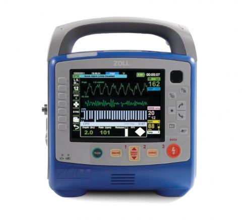zoll x series monitor defibrillator ems world. Black Bedroom Furniture Sets. Home Design Ideas