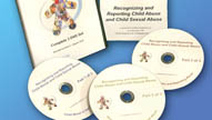 Recognizing and Reporting Child Abuse and Child Sexual Abuse Series DVD