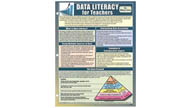 Data Literacy for Teachers Laminated Reference Guide