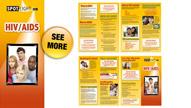 SPOTLIGHT on HIV/AIDS Pamphlets