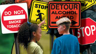 Danger Zone: Steering Clear of Drugs Series