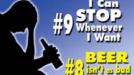 Top Ten Myths About Alcohol and Drugs