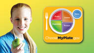 Healthy Eating and Exercise: Putting It All Together with MyPlate.gov