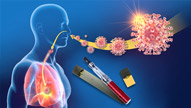 Vaping &  Viruses: Your Lungs, Your Life