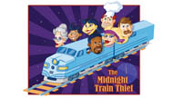 Midnight Train Thief: A Reading Comprehension Mystery