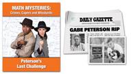 Math Mysteries: Peterson's Last Challenge