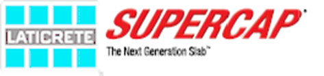 Laticrete supercap system fast facts for Hanley wood logo