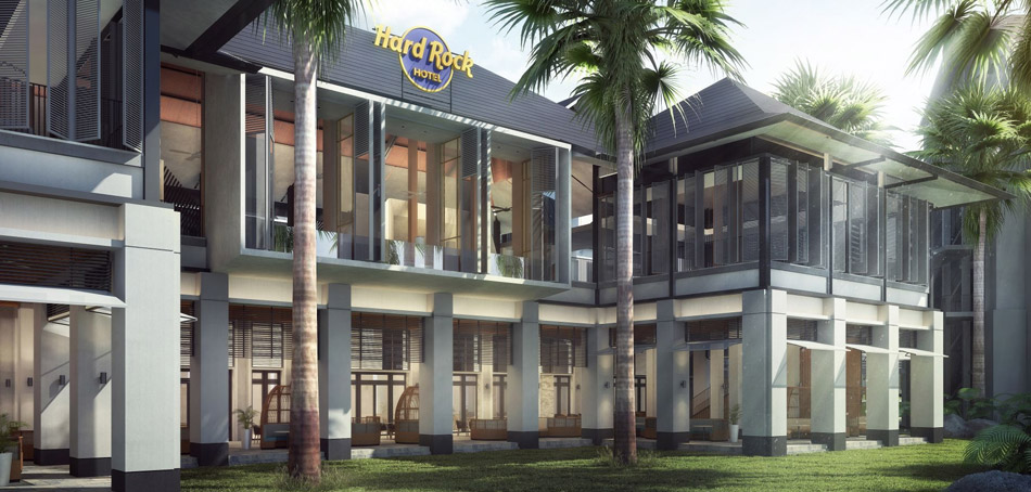 HARD ROCK DESARU COAST