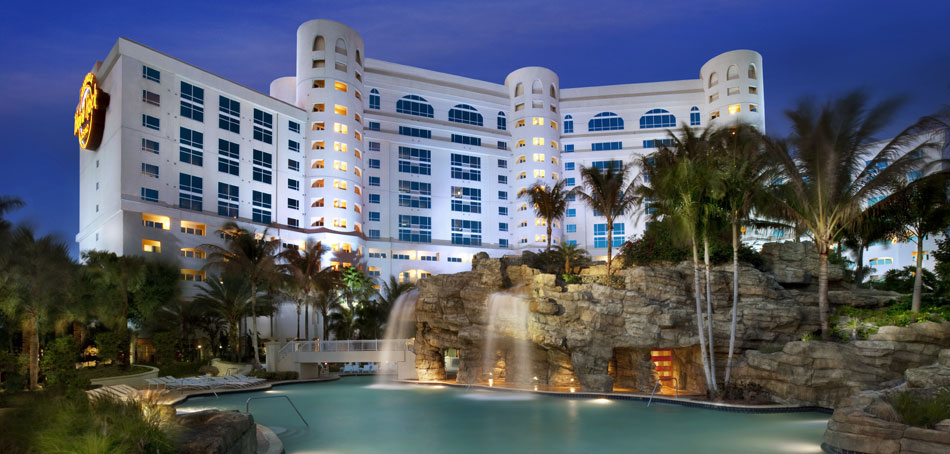SEMINOLE HARD ROCK HOTEL & CASINO HOLLYWOOD