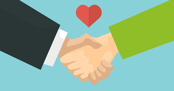 Et si vous commenciez l'année en associant une entreprise à vos projets ?
