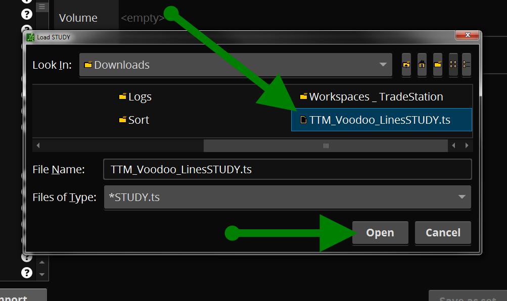 How Do I Import and Install an Indicator into ThinkorSwim / TOS