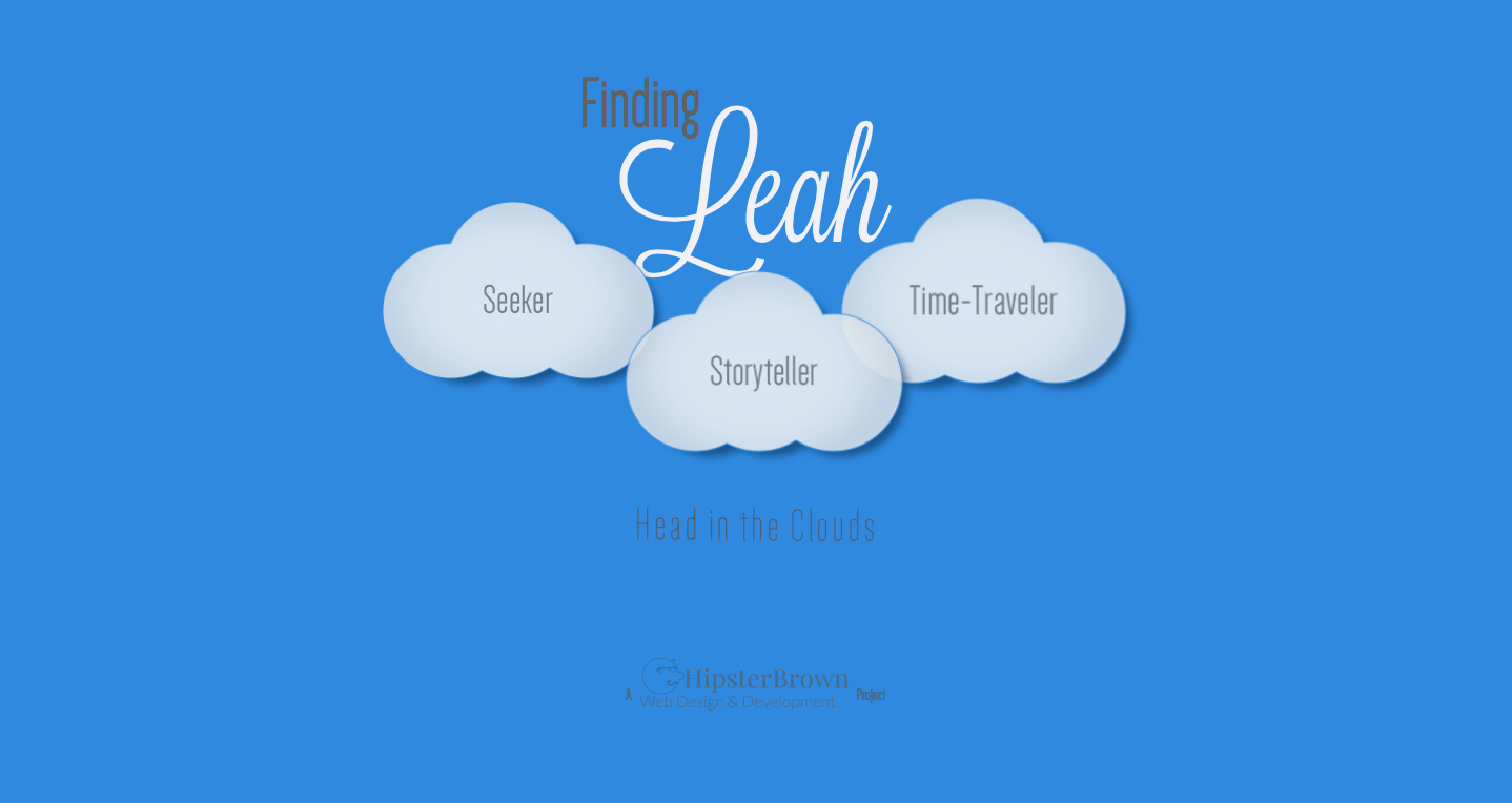 Finding Leah