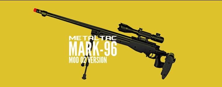 MetalTac Mark-96 MOD 02