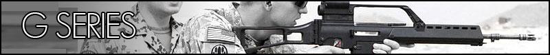 G36 variants G36C G36K JG Airsoft Gun