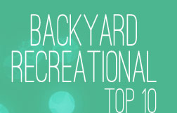 Top 10 Recreational