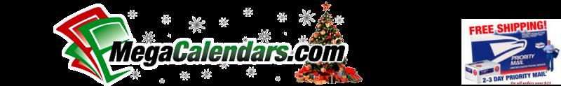 Calendars 2015 and Calendars 2014 | Mega Calendars com