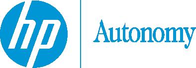 HP Autonomy