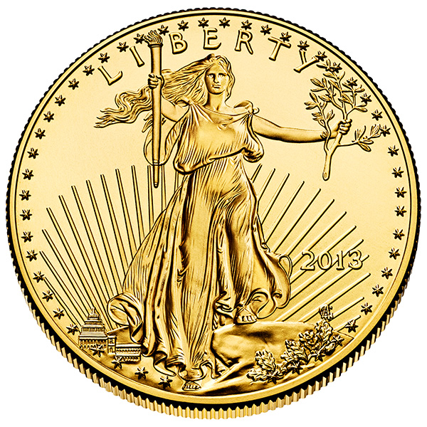 Buy Gold American Eagle (1 Oz) Coins