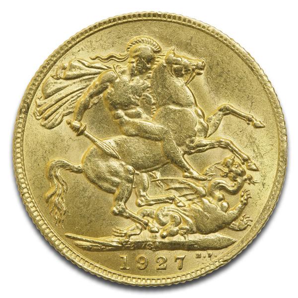 Buy British Gold Sovereign Coins Online - Money Metals