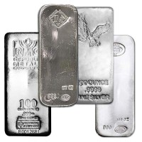 Buy 1 Oz Silver Bullets Online 45 Caliber New Money Metals Exchange 174