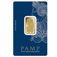 10 Gram Pamp Suisse Gold Bars