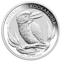 Australian 1 Kilo Silver Coins (32.151 Oz)