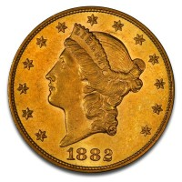 $20 U.S. Liberty Gold Coins
