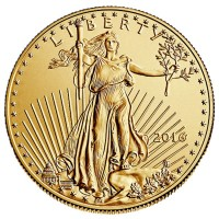 1/4 Oz American Gold Eagle Coins