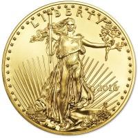 Gold American Eagle (1/10 Oz)