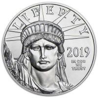 1 Oz American Platinum Eagle Coins
