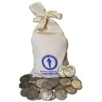 90% Silver Half Dollars Pre-1965 Junk Silver Coins