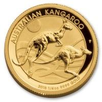 1/4 Oz Australian Kangaroo Gold Coins