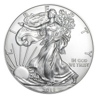 2018 Silver American Eagle - 1 Troy Ounce, .999 Pure